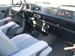 1988 VW T25 / T3 Westfalia Magnum Cab Area