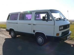 1988 VW T25 / T3 Westfalia Magnum Multivan