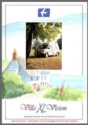 VW T4 Holdsworth Villa XL Vision XL Sales Brochure