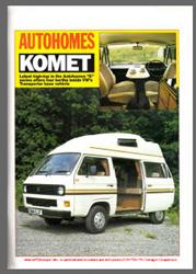 VW T25 Autohome Komet Magazine Review