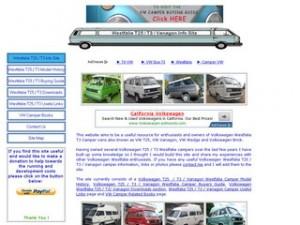 VW T25 / T3 / Vanagon Camper Info Site