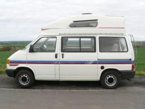 VW T4 Autohomes Koncord