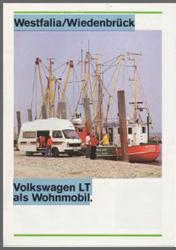 VW LT Westfalia Sven Hedin Sales Brochure