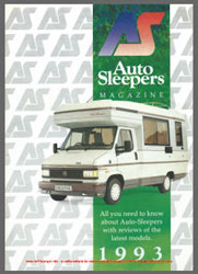 1993 VW T4 Autosleeper Magazine